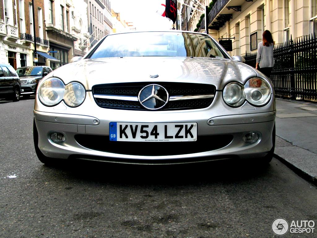 Mercedes benz sl 600 r230 2 november 2013 autogespot for Mercedes benz c 600