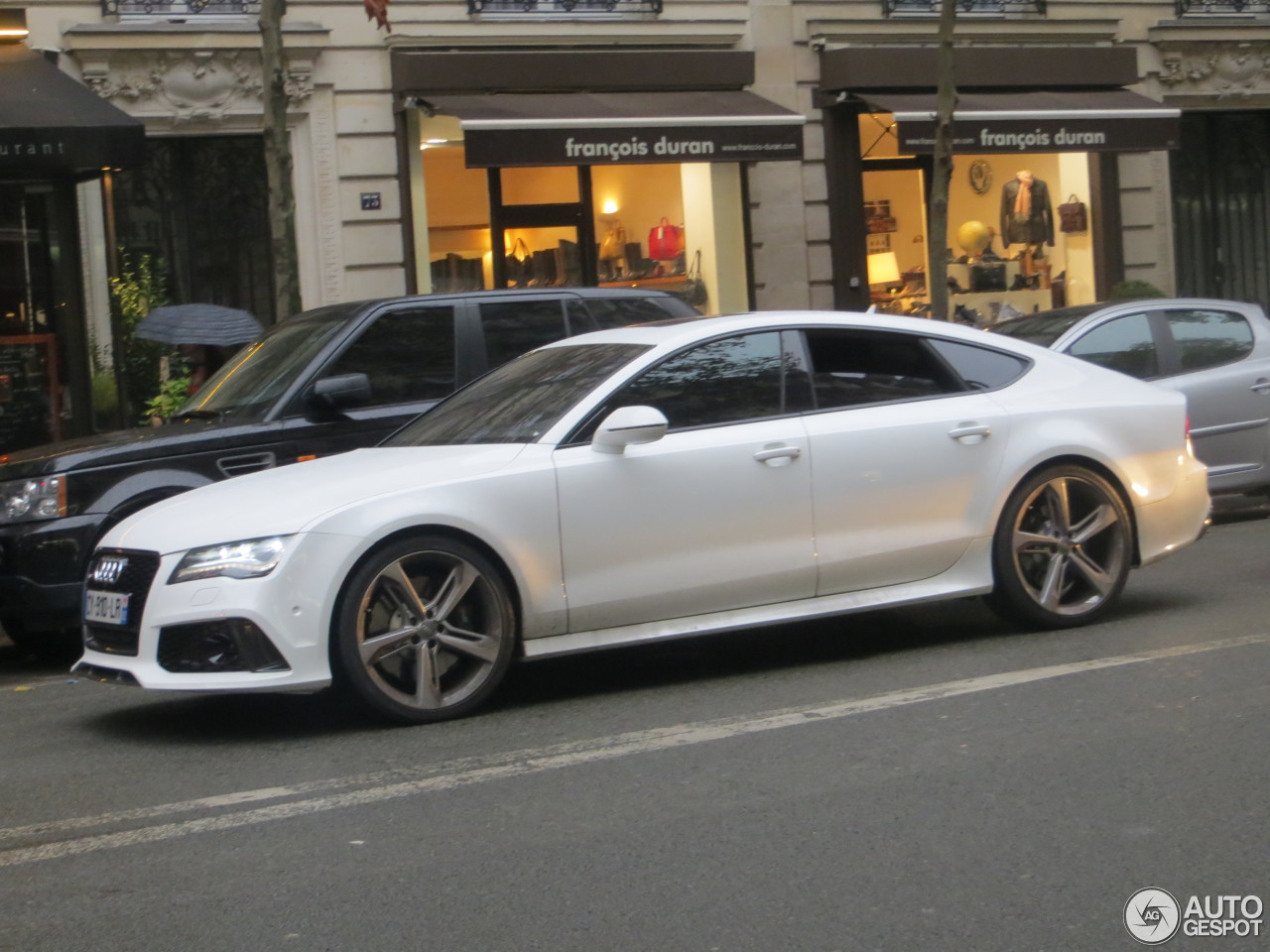 audi rs7 sportback 3 november 2013 autogespot. Black Bedroom Furniture Sets. Home Design Ideas