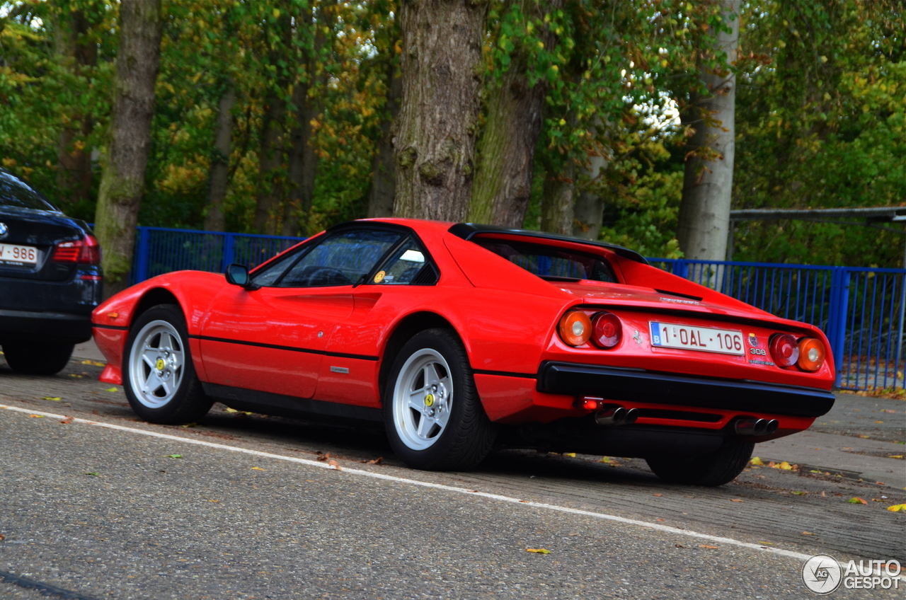 ferrari 308 gtb quattrovalvole 3 november 2013 autogespot. Black Bedroom Furniture Sets. Home Design Ideas