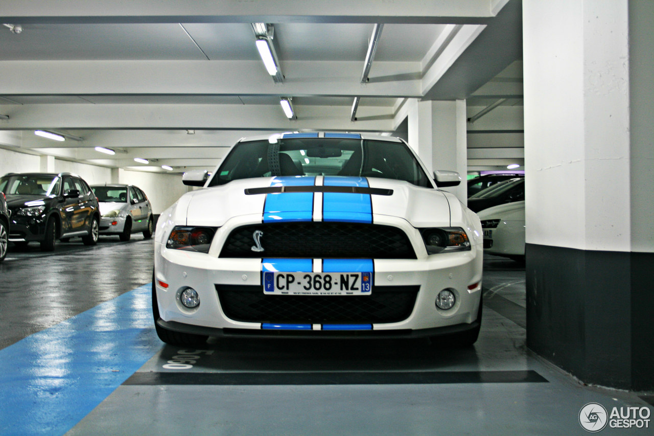 Ford Mustang Shelby Gt500 2011 3 Novembre 2013 Autogespot