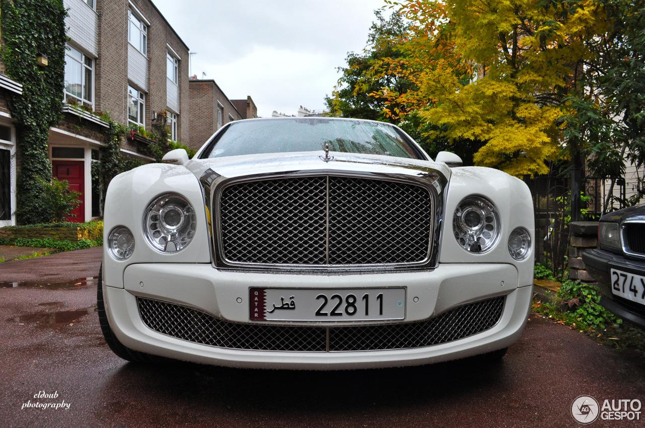 Bentley Mulsanne 2009 7 November 2013 Autogespot