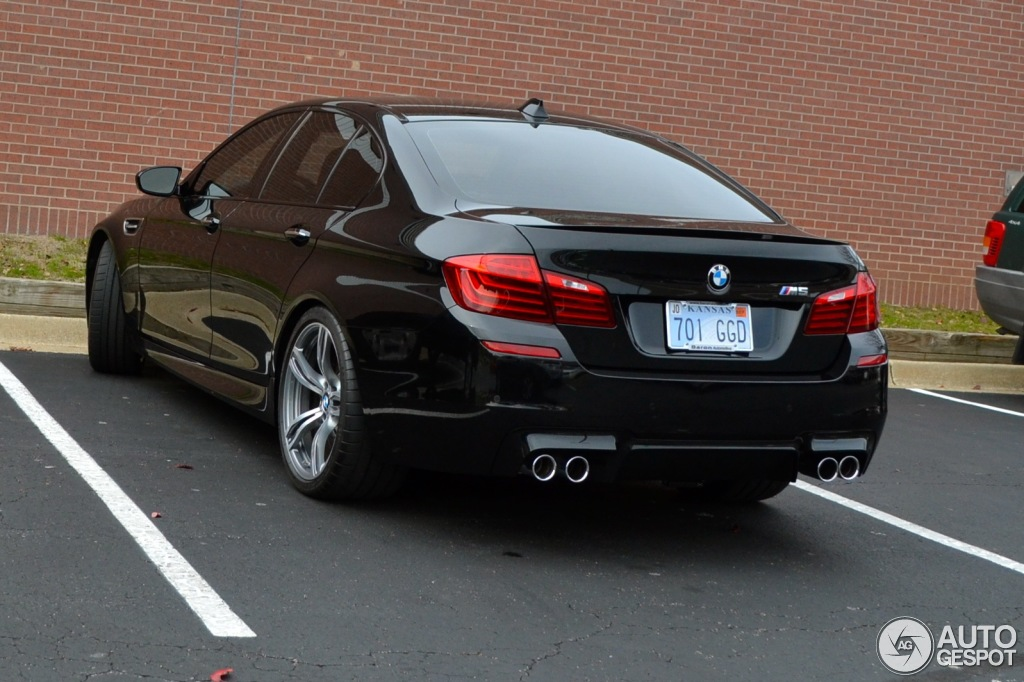 Bmw M5 F10 2011 9 November 2013 Autogespot