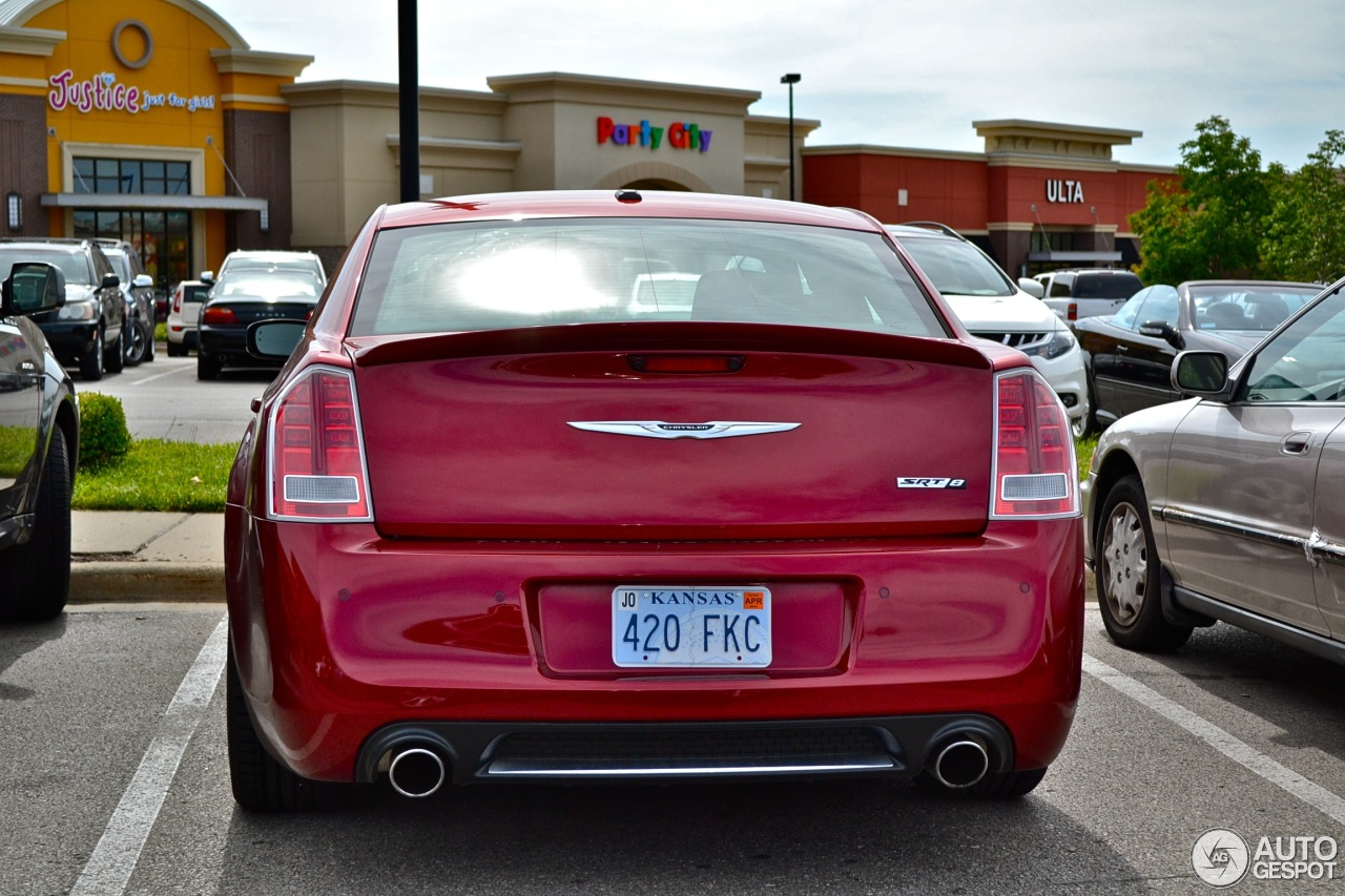 Chrysler 300C SRT8 2013 - 10 November 2013 - Autogespot