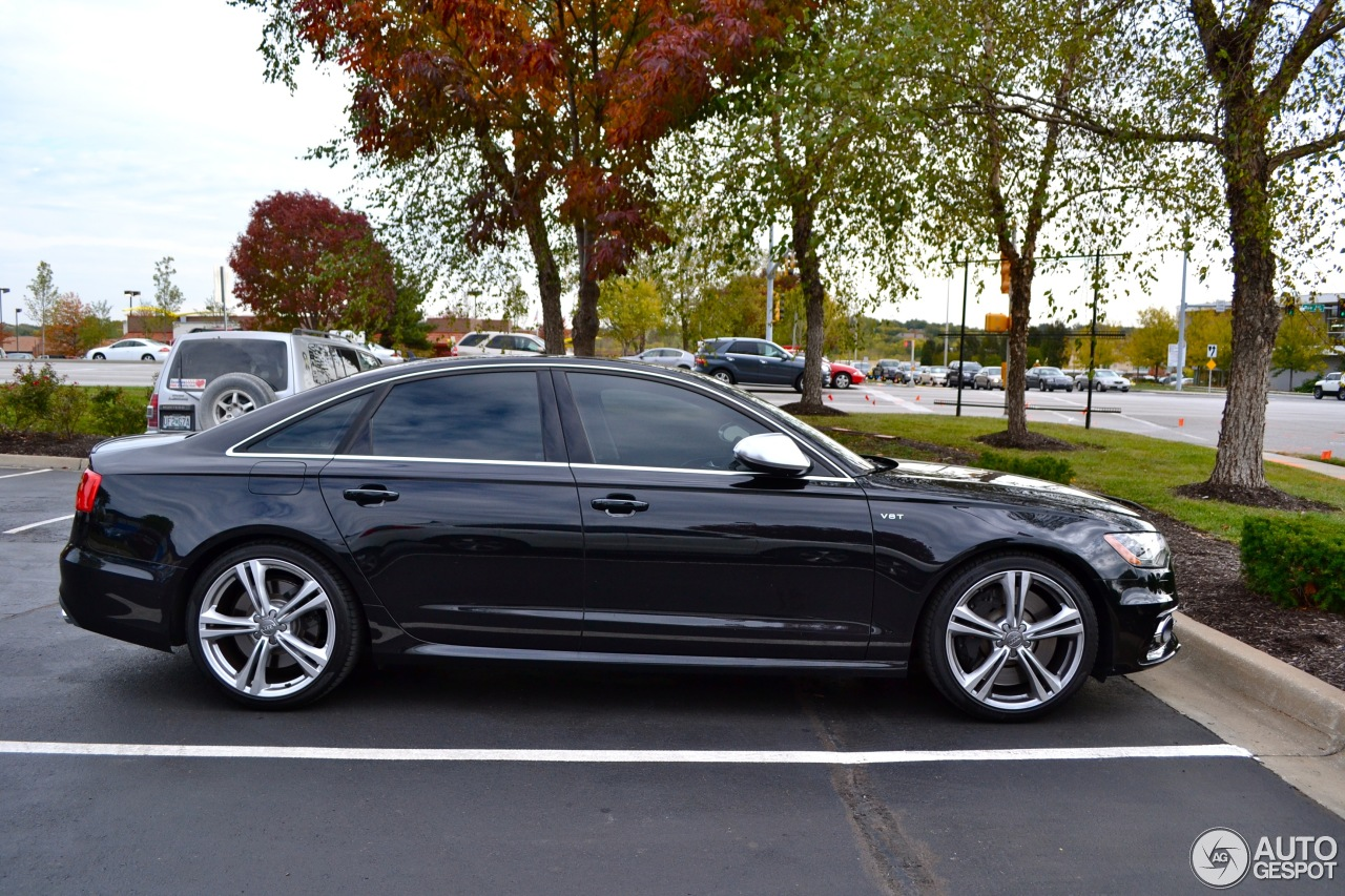 Audi S6 Sedan C7 - 13 November 2013 - Autogespot