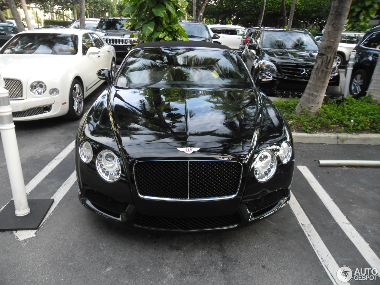 Bentley Continental Gtc V8 13 November 2013 Autogespot