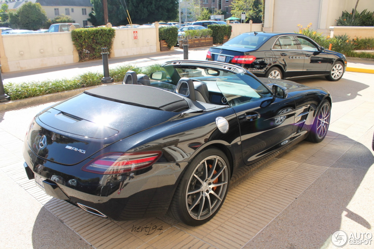 Sls Amg Roadster For Sale Sls Amg Roadster 3