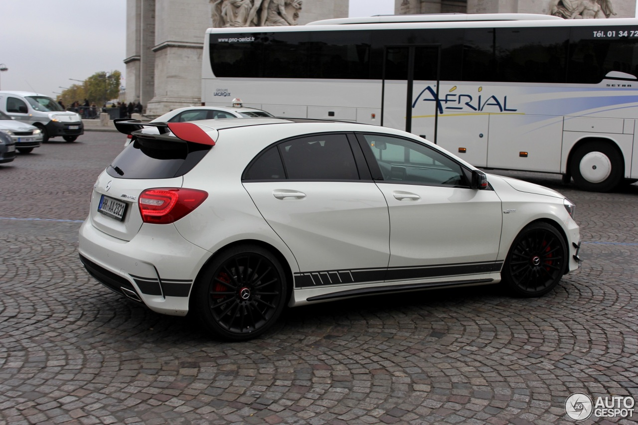 mercedes benz a 45 amg edition 1 16 novembre 2013 autogespot. Black Bedroom Furniture Sets. Home Design Ideas