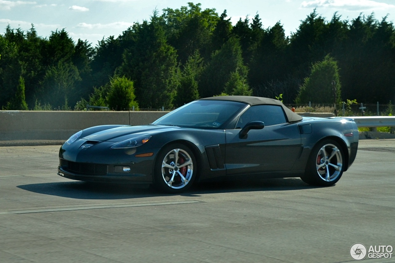 chevrolet corvette c6 grand sport convertible 17 november 2013 autogespot. Black Bedroom Furniture Sets. Home Design Ideas