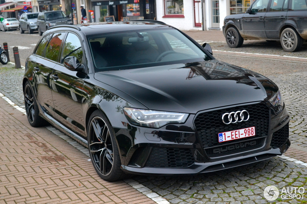 audi rs6 avant c7 18 november 2013 autogespot. Black Bedroom Furniture Sets. Home Design Ideas