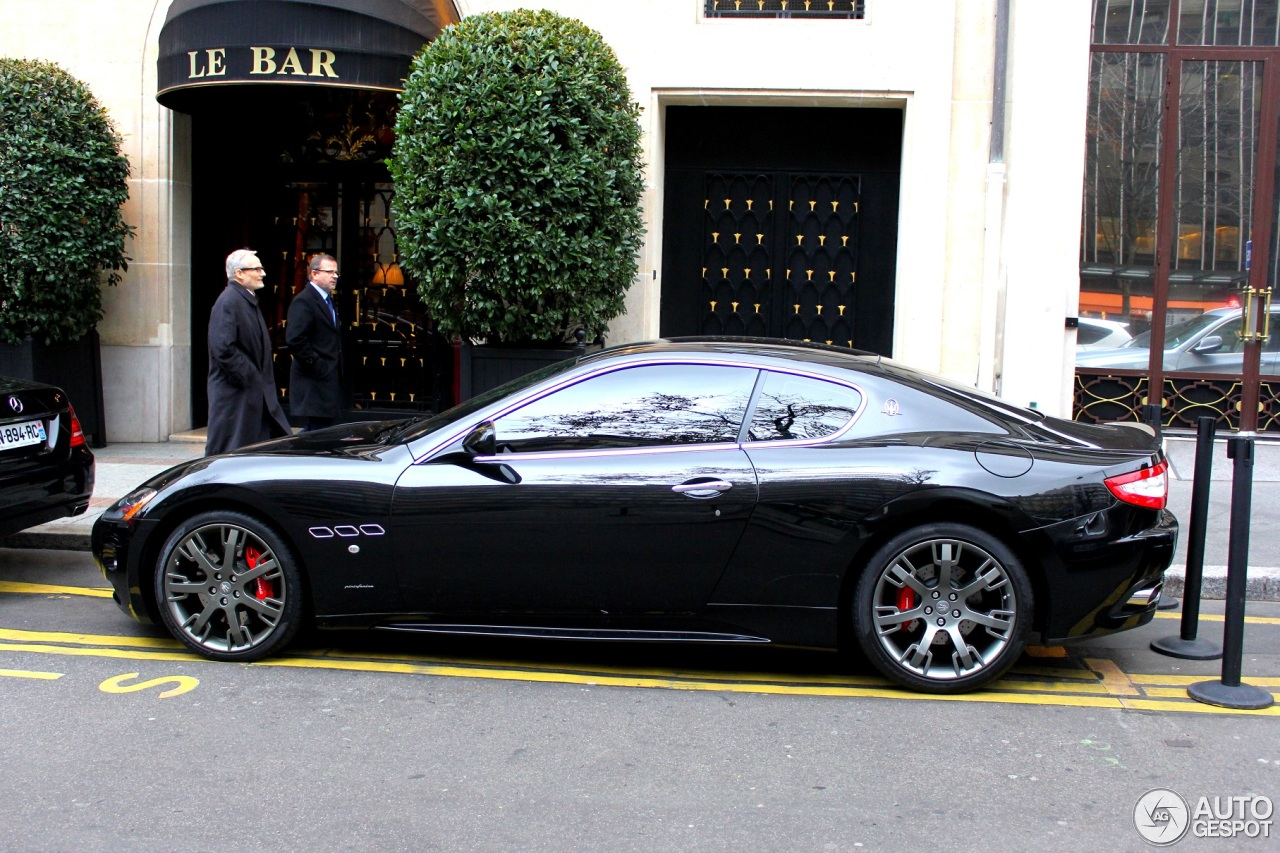maserati granturismo s 18 novembre 2013 autogespot. Black Bedroom Furniture Sets. Home Design Ideas