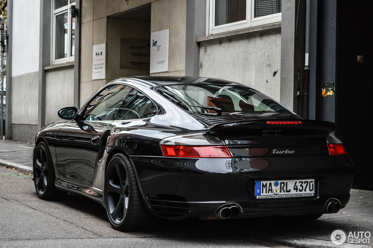 Porsche 996 Turbo 18 November 2013 Autogespot