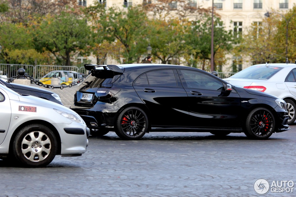 mercedes benz a 45 amg 19 novembre 2013 autogespot. Black Bedroom Furniture Sets. Home Design Ideas