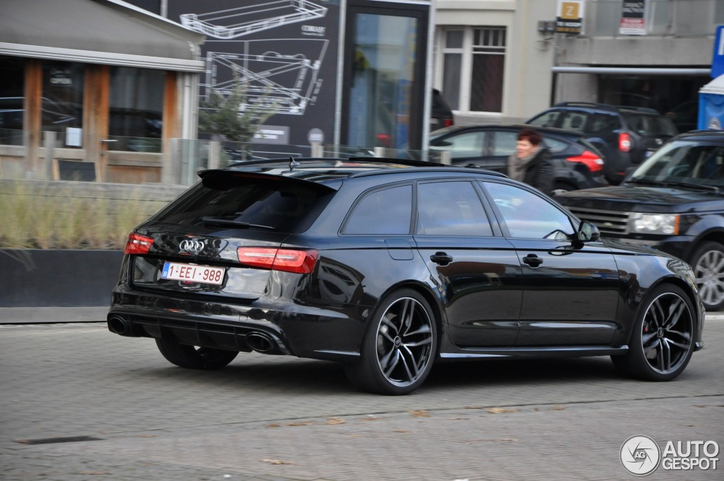 audi rs6 avant c7 20 november 2013 autogespot. Black Bedroom Furniture Sets. Home Design Ideas