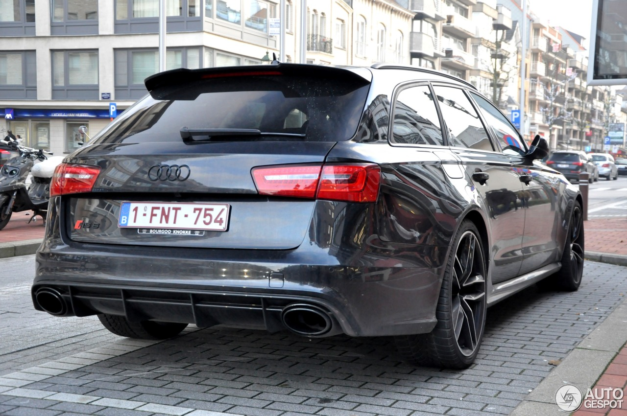 audi rs6 avant c7 20 novembre 2013 autogespot. Black Bedroom Furniture Sets. Home Design Ideas