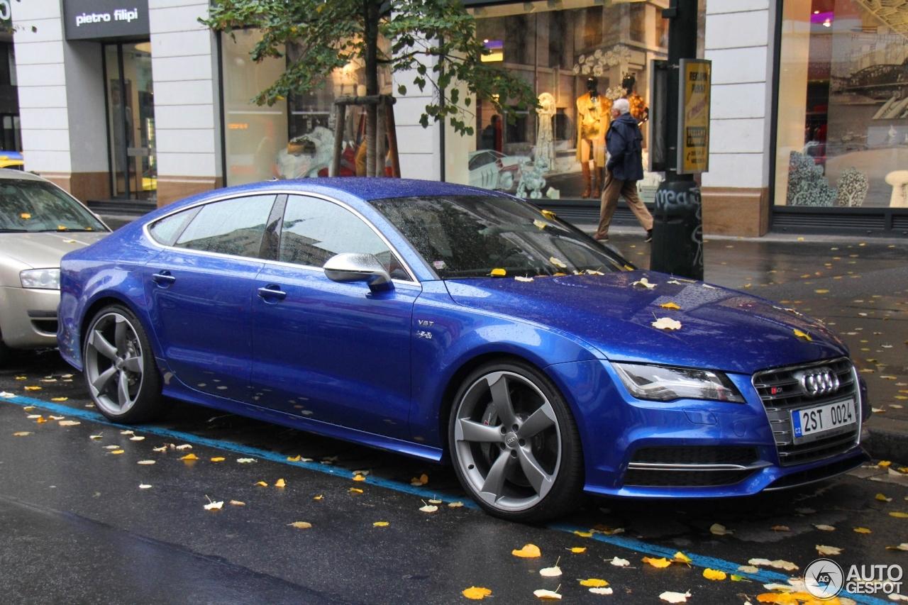 Audi S7 Sportback 20 November 2013 Autogespot