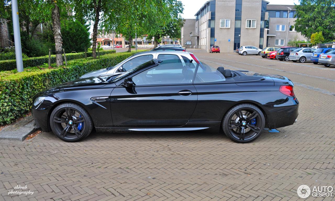 Bmw M6 F12 Cabriolet 20 November 2013 Autogespot