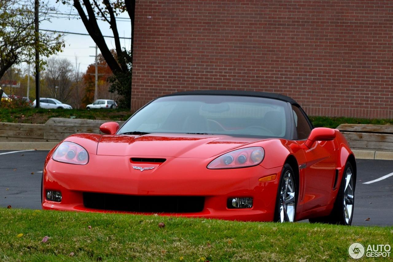chevrolet corvette c6 grand sport convertible 20 november 2013 autogespot. Black Bedroom Furniture Sets. Home Design Ideas