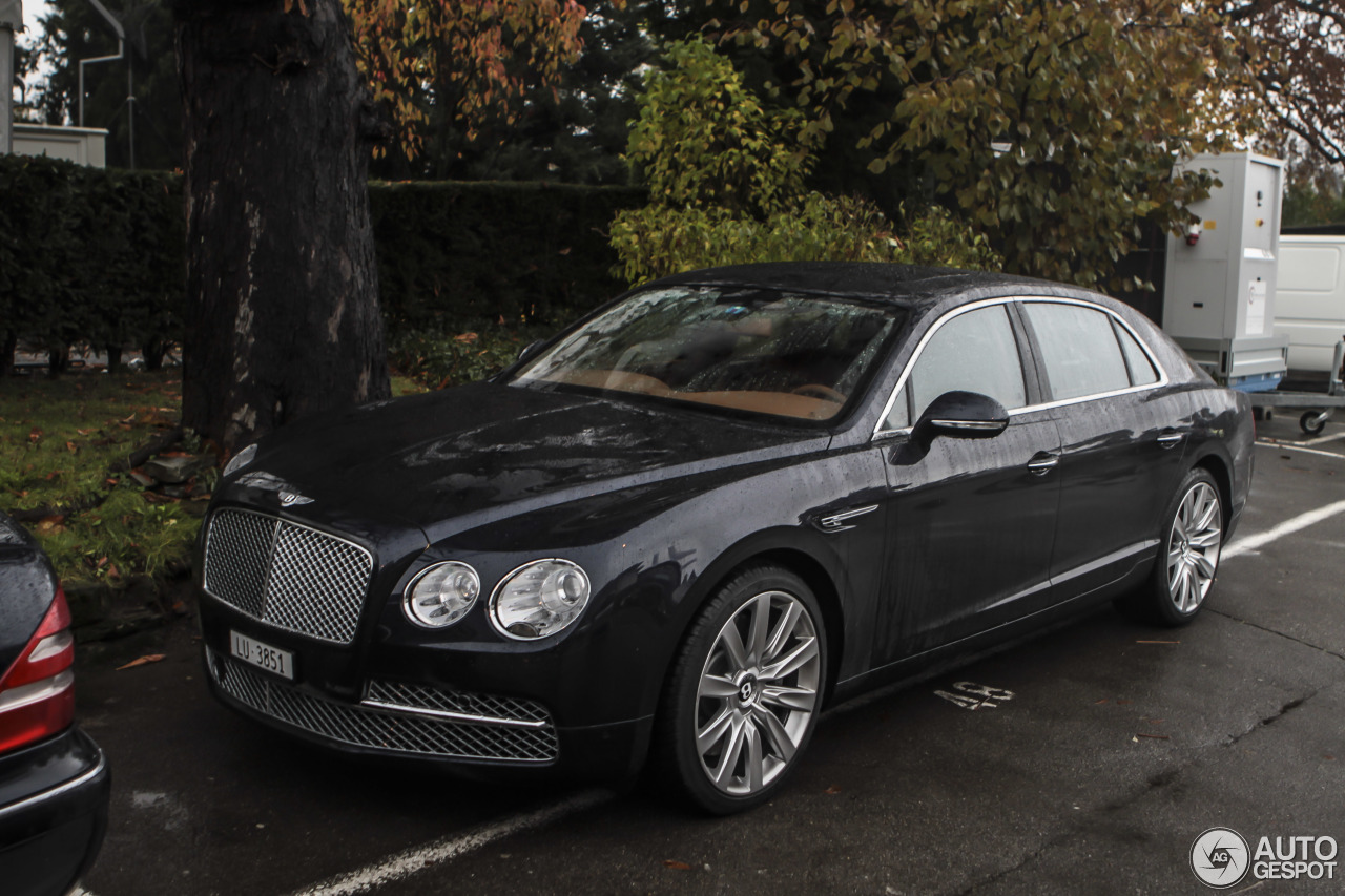 2017 bentley flying spur specifications pictures prices autos post. Black Bedroom Furniture Sets. Home Design Ideas