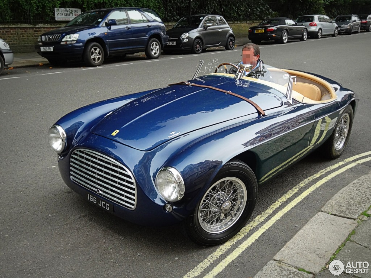 ferrari 166 mm barchetta - 23 november 2013 - autogespot