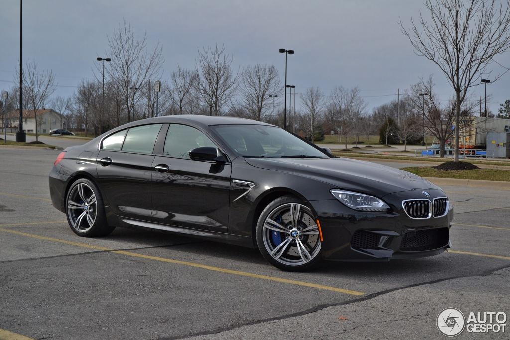 Bmw M6 F06 Gran Coup 233 25 November 2013 Autogespot