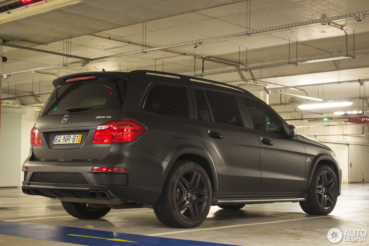 Mercedes Benz Gl 63 Amg X166 25 November 2013 Autogespot