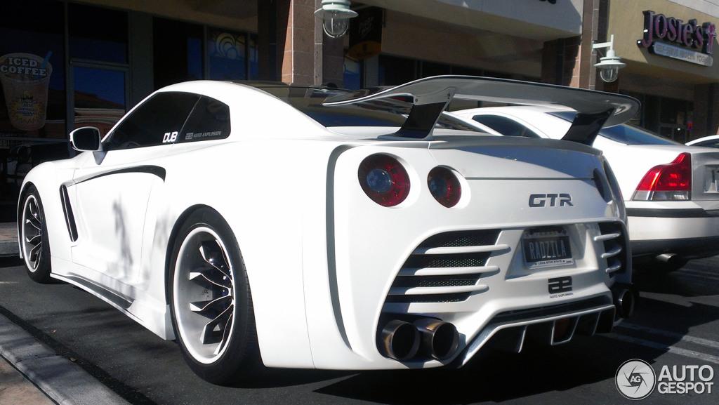 Nissan GT R 25 November 2013 Autogespot