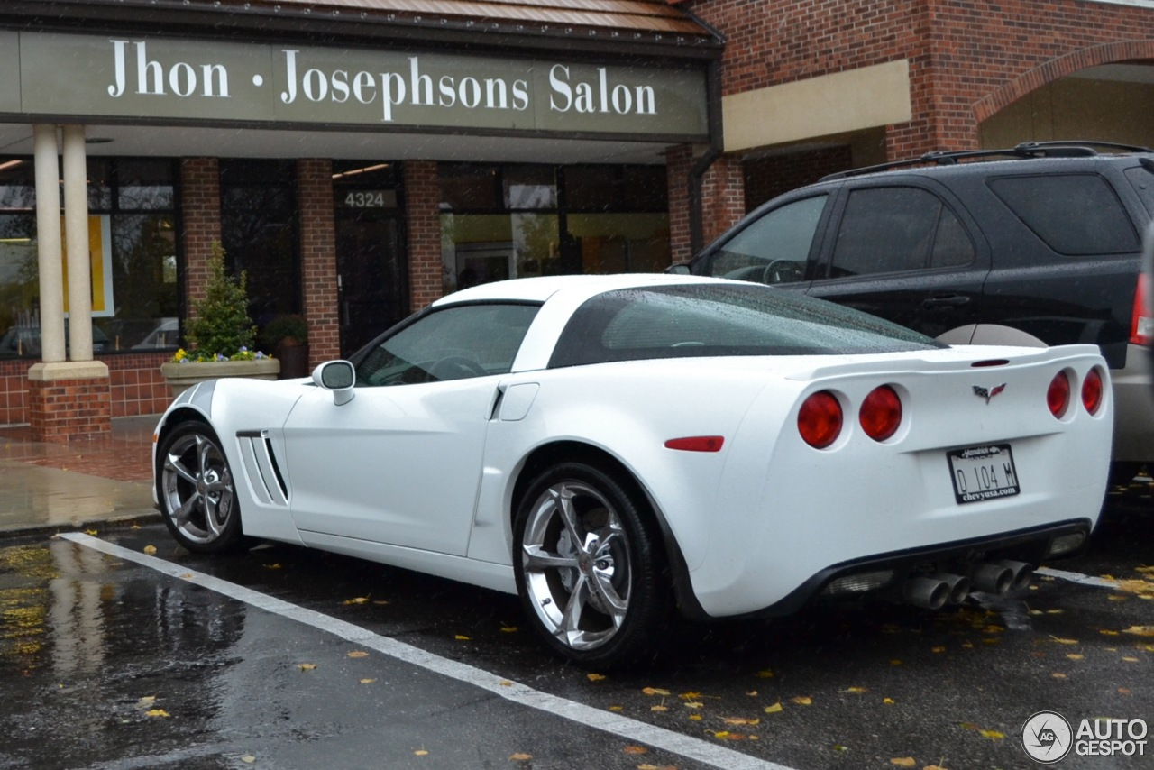chevrolet corvette c6 grand sport 27 november 2013 autogespot. Black Bedroom Furniture Sets. Home Design Ideas