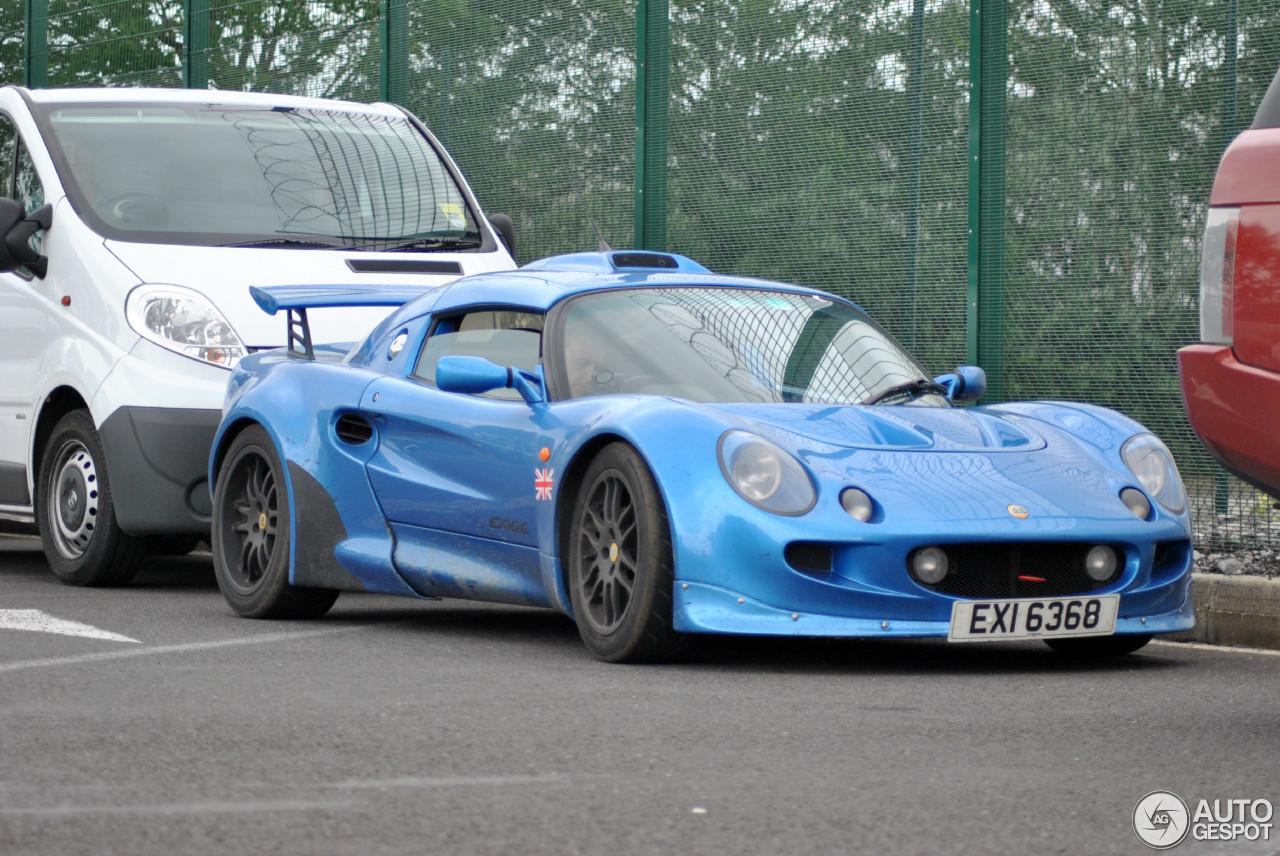 Lotus Exige S1 27 November 2013 Autogespot
