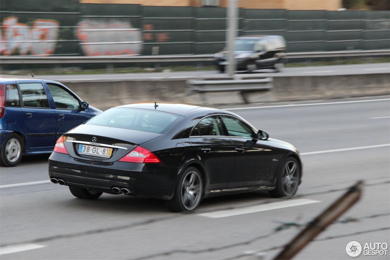 Mercedes Benz Cls 63 Amg C219 2008 29 November 2013