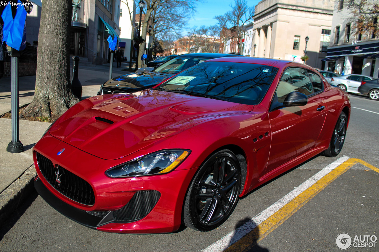 maserati granturismo mc stradale 2013 30 november 2013 autogespot. Black Bedroom Furniture Sets. Home Design Ideas