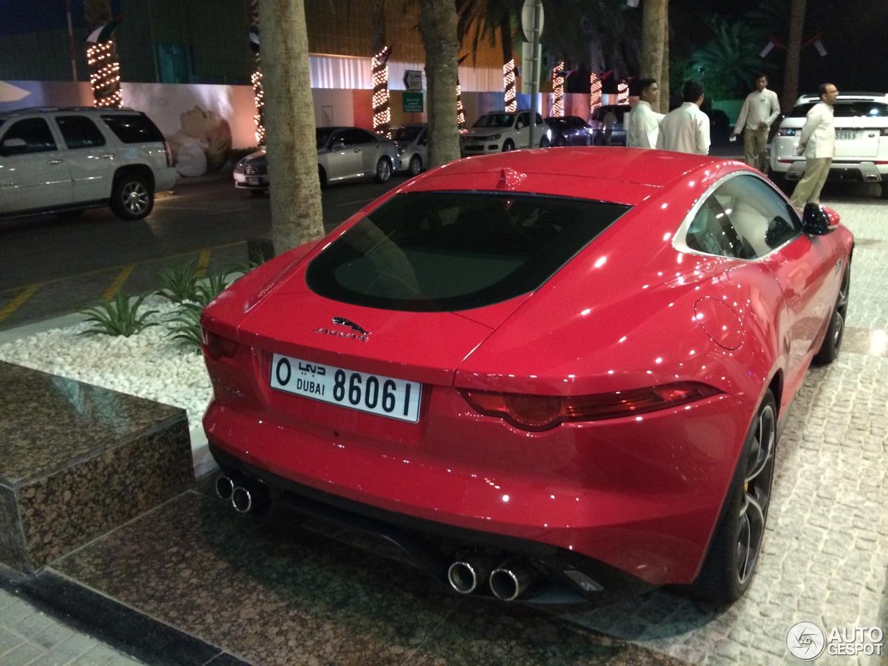 Jaguar F-TYPE R Coupé 7