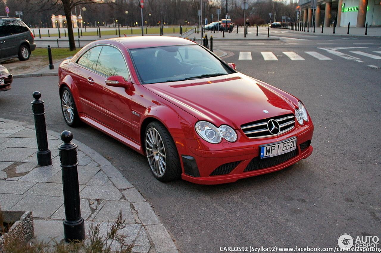 Mercedes benz clk 63 amg black series 4 december 2013 for Mercedes benz clk 2013