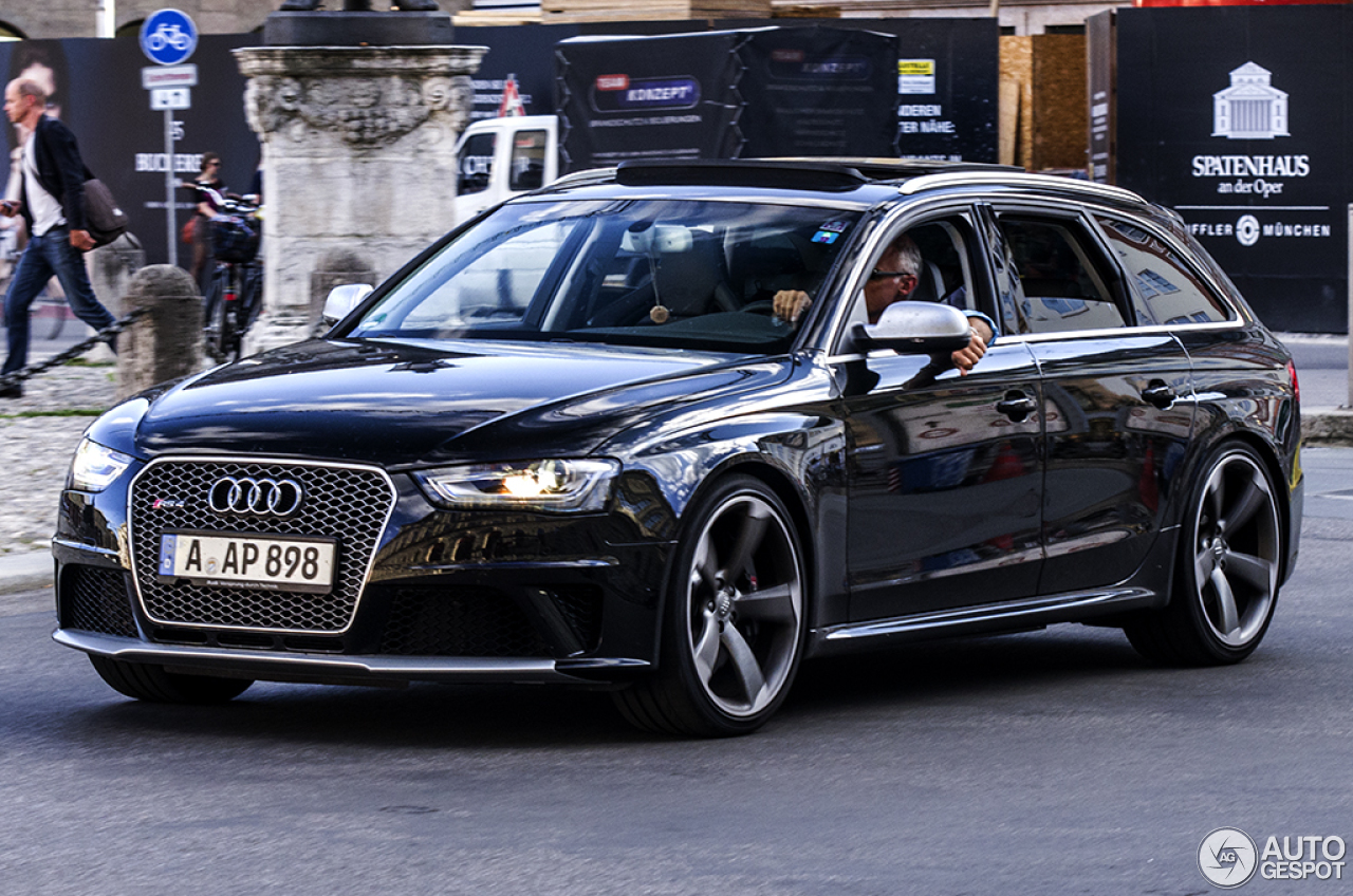 audi rs4 avant b8 7 dcembre 2013 autogespot. Black Bedroom Furniture Sets. Home Design Ideas