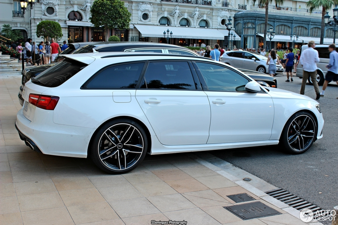 audi rs6 avant c7 8 dcembre 2013 autogespot. Black Bedroom Furniture Sets. Home Design Ideas