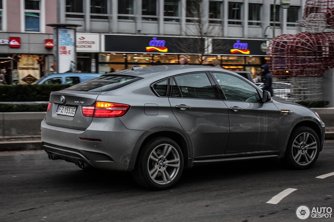 Bmw X6 M E71 2013 8 Dezember 2013 Autogespot