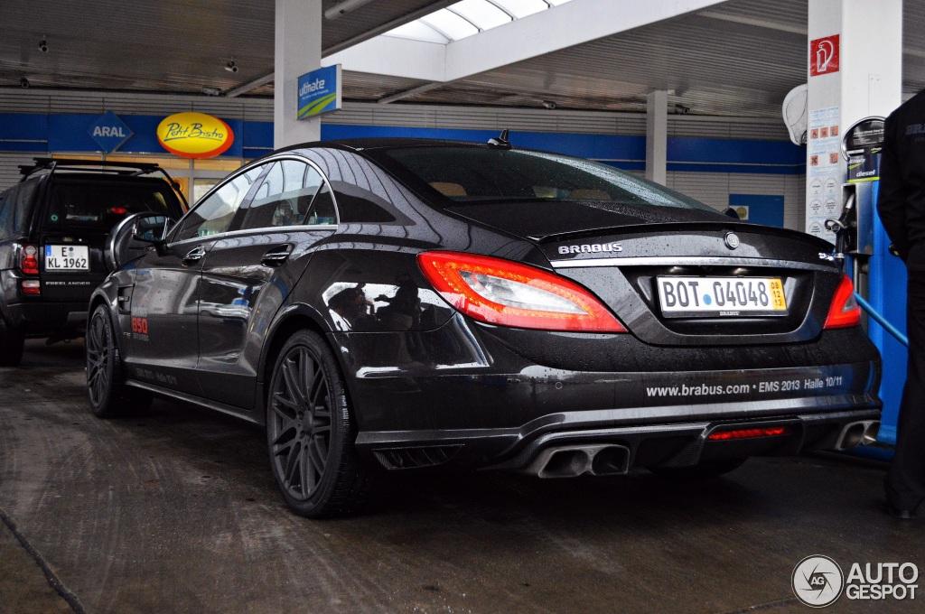 Mercedes benz brabus cls 850 8 december 2013 autogespot for Mercedes benz 850