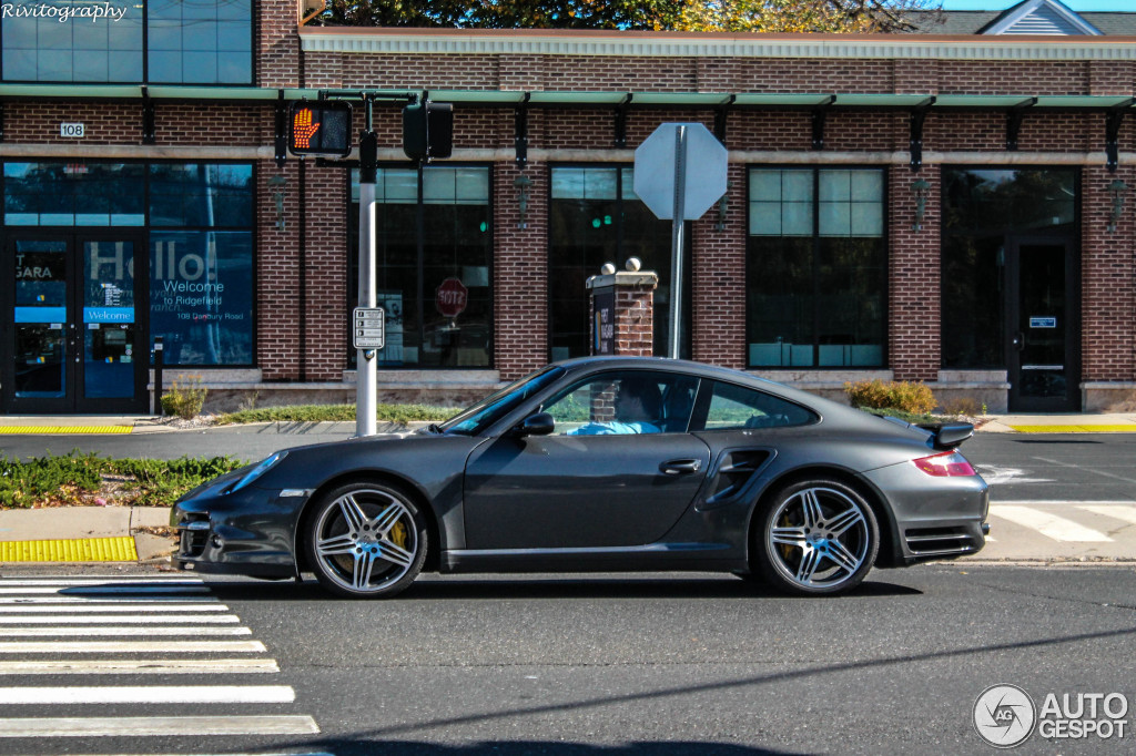 Porsche 997 Turbo Mki 13 December 2013 Autogespot