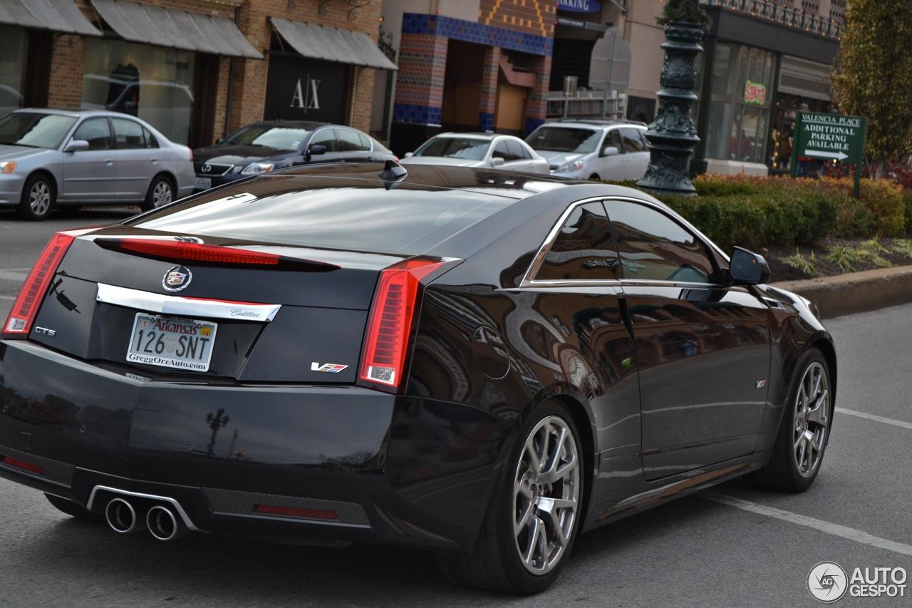 cadillac cts v coup 19 december 2013 autogespot. Black Bedroom Furniture Sets. Home Design Ideas