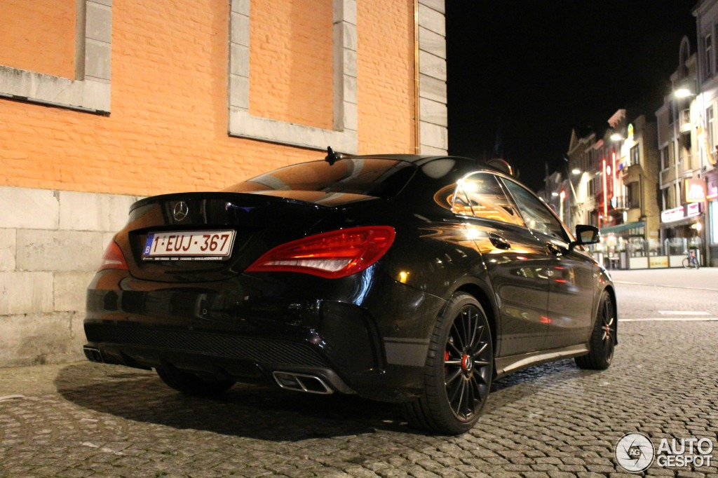 Cla45 Amg Edition 1 Owners Thread Page 31