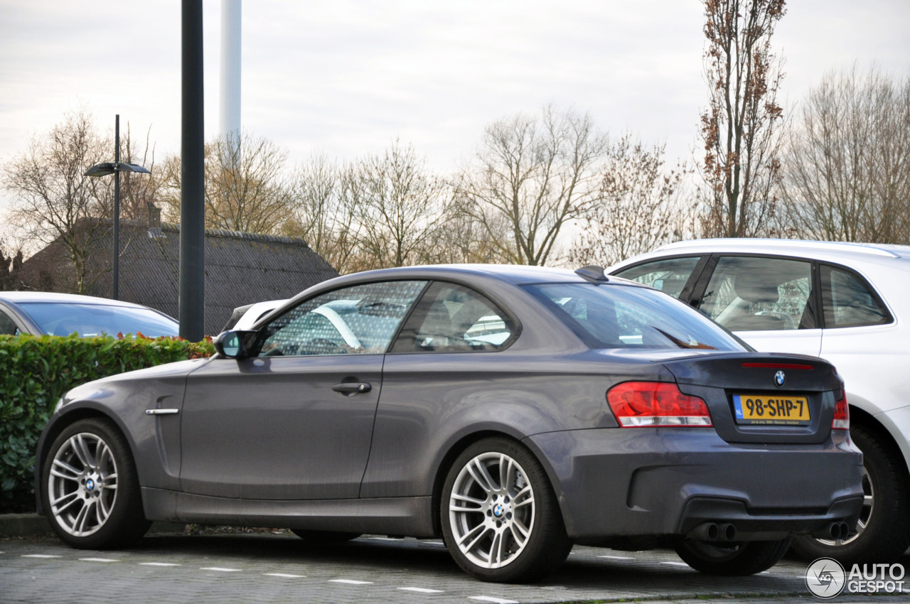 bmw 1 series m coup 20 december 2013 autogespot. Black Bedroom Furniture Sets. Home Design Ideas