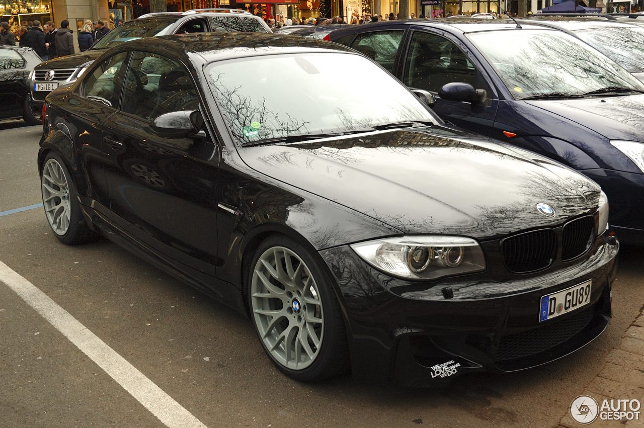 bmw 1 series m coup 22 december 2013 autogespot. Cars Review. Best American Auto & Cars Review