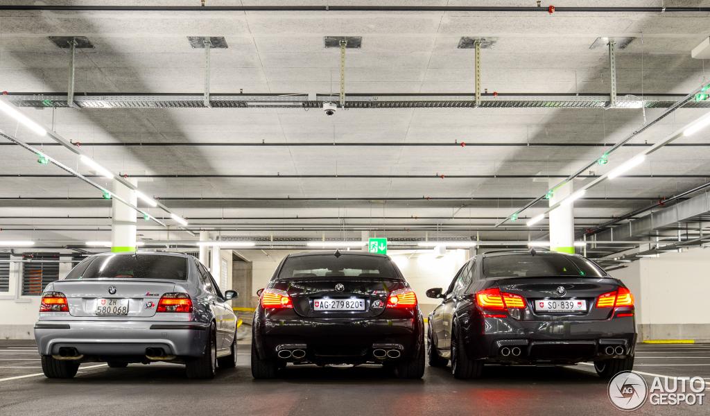 BMW M5 E60 2005 - 22 Dezember 2013 - Autogespot