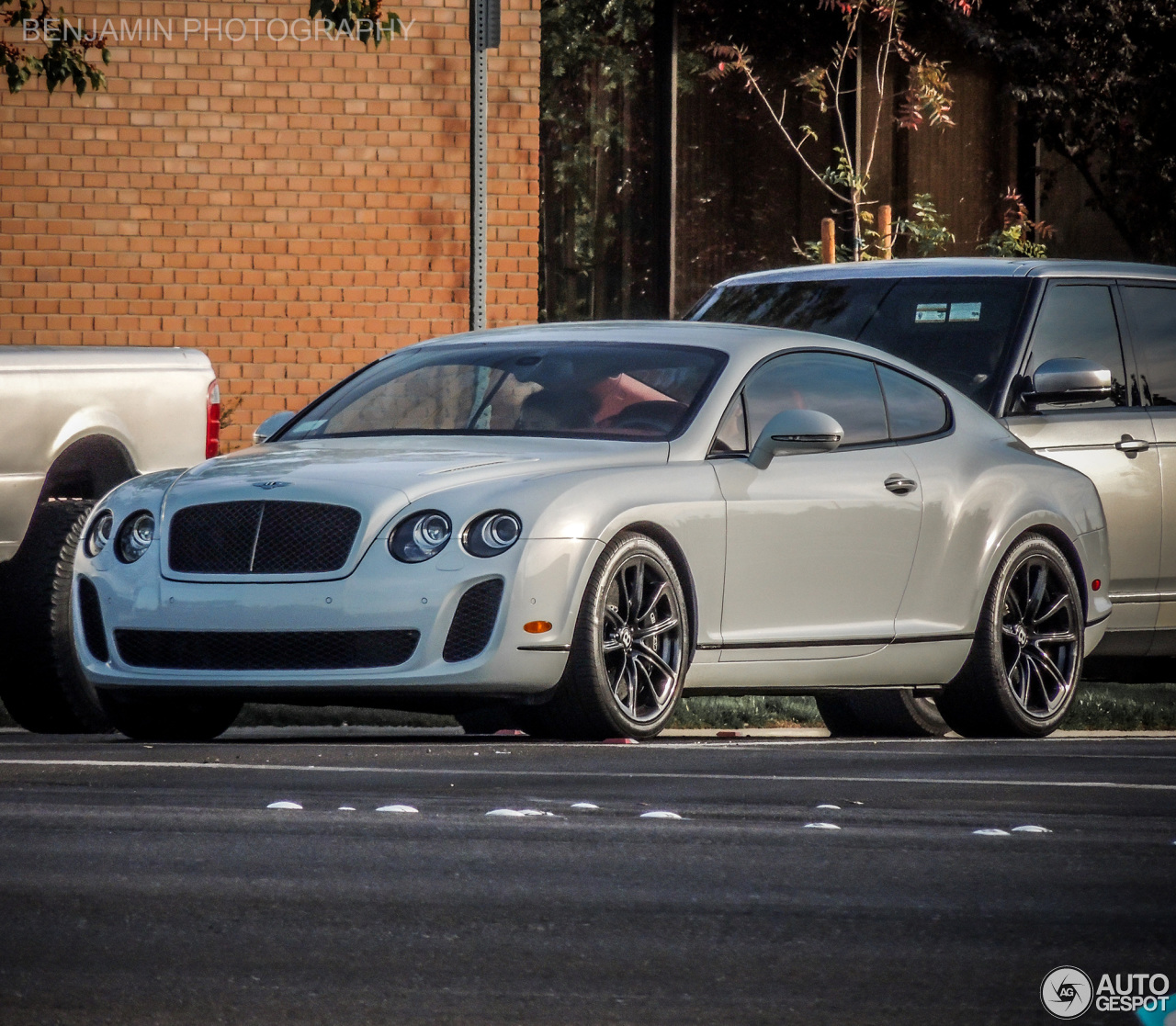 bentley continental supersports coup 23 december 2013 autogespot. Cars Review. Best American Auto & Cars Review
