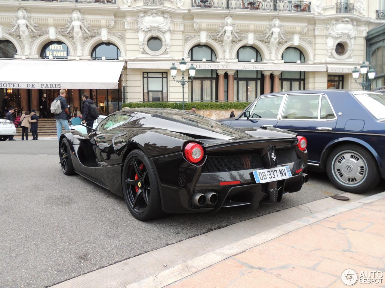 Ferrari Laferrari 23 December 2013 Autogespot