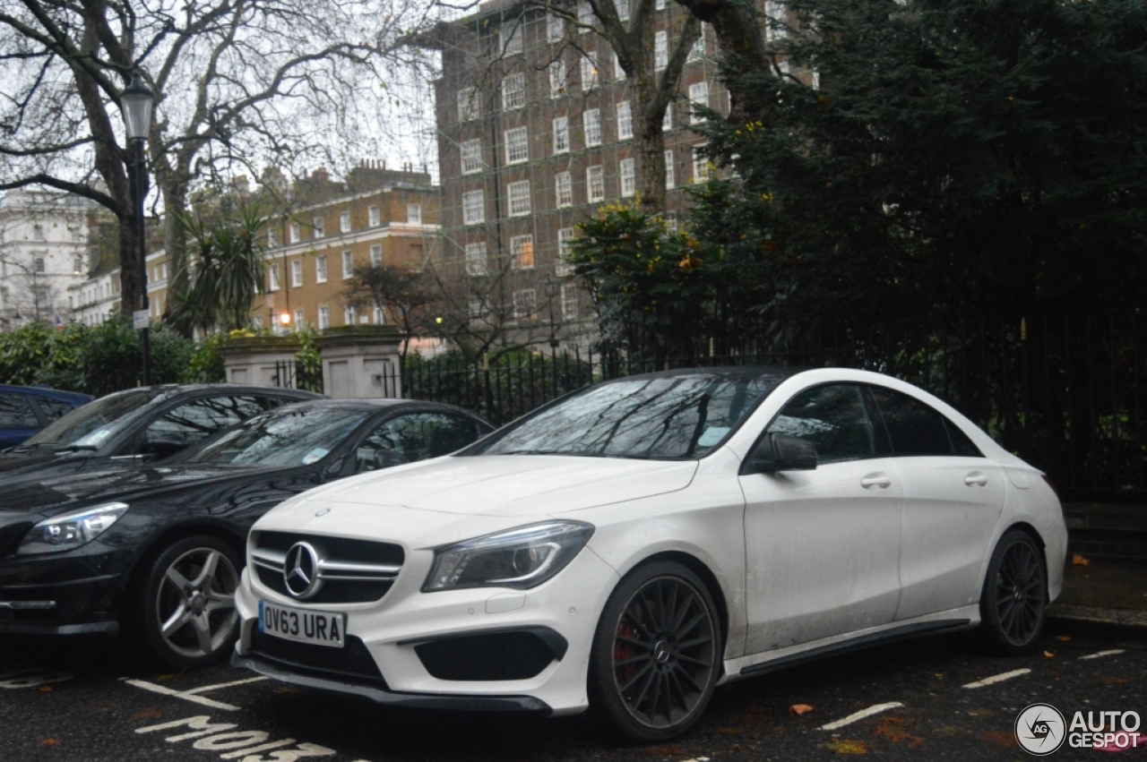 mercedes benz cla 45 amg c117 23 december 2013 autogespot. Cars Review. Best American Auto & Cars Review
