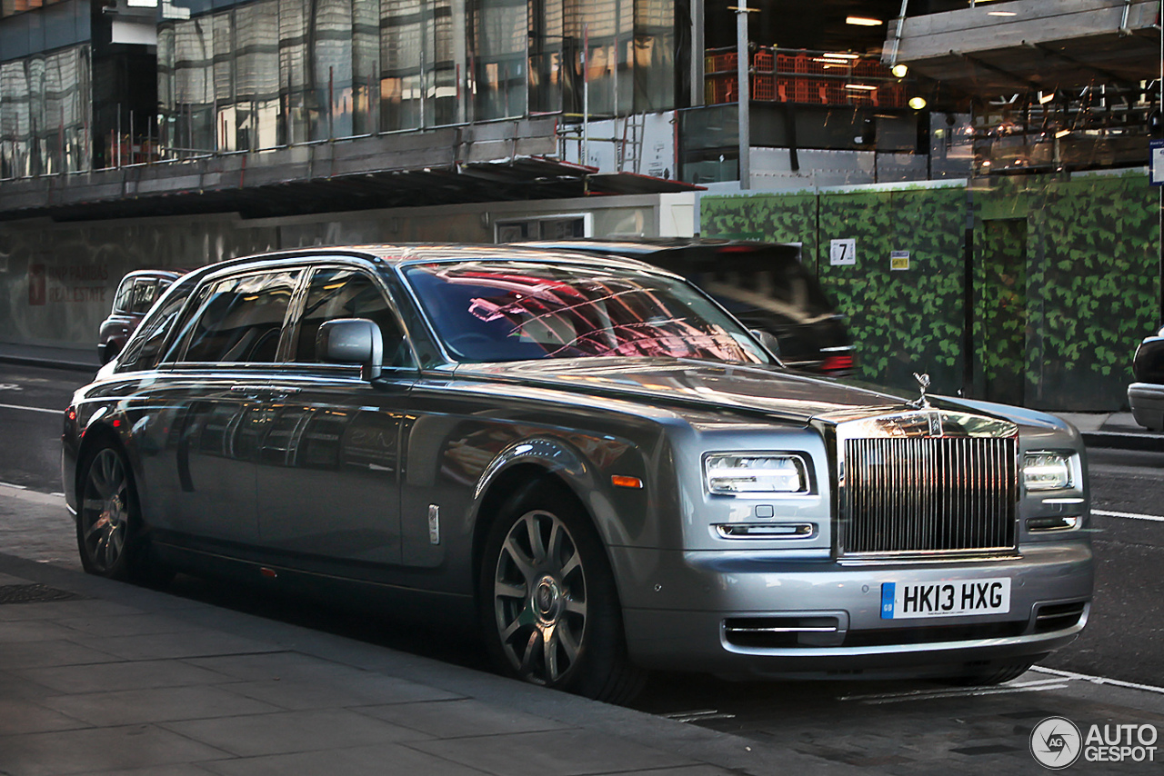 rolls royce phantom ewb series ii 23 december 2013 autogespot. Black Bedroom Furniture Sets. Home Design Ideas