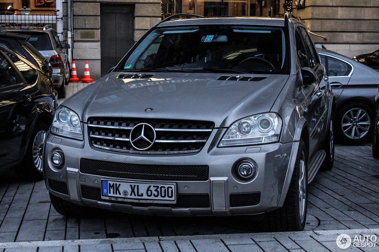 Mercedes benz ml 63 amg w164 24 dezember 2013 autogespot for Mercedes benz w164