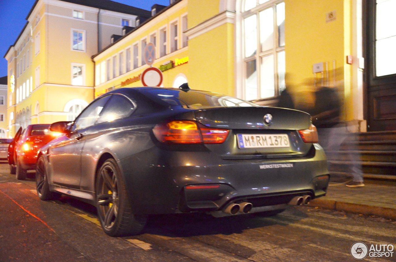 BMW M4 F82 Coupé 10