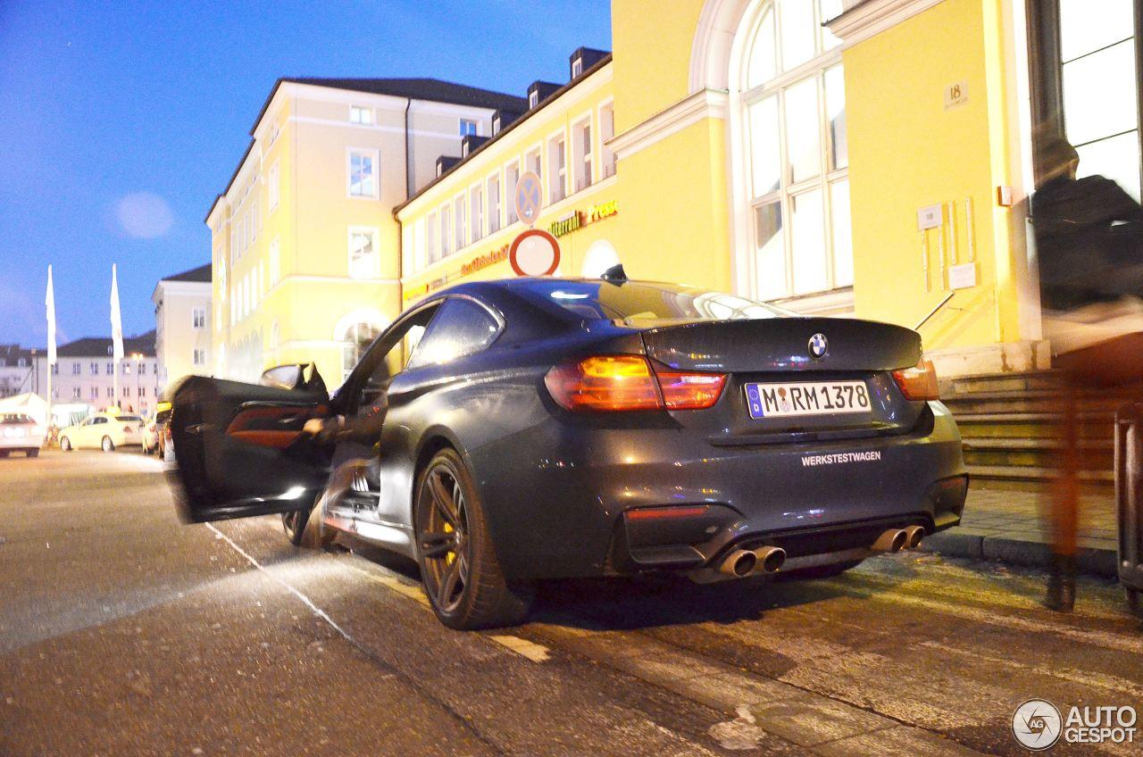 BMW M4 F82 Coupé 2