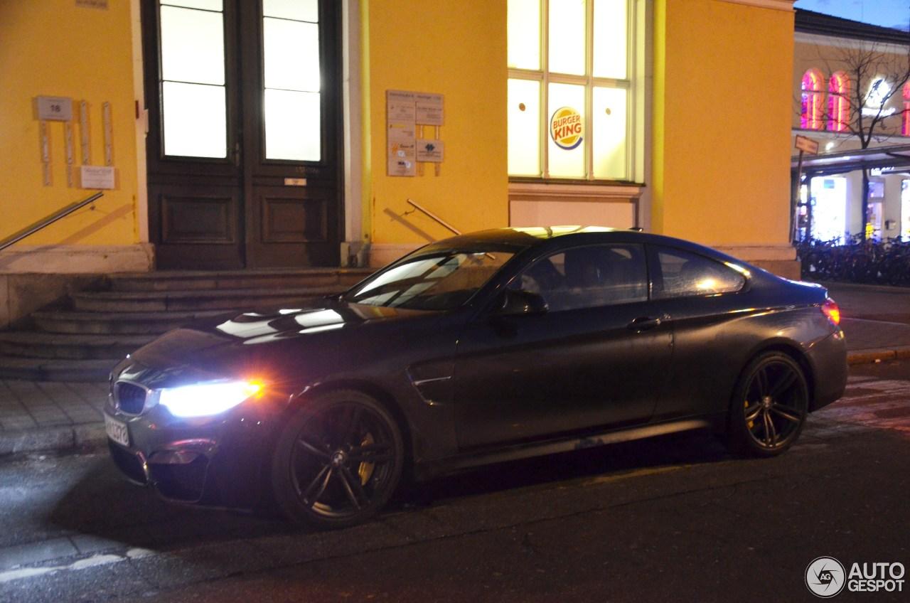 BMW M4 F82 Coupé 6